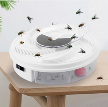 Load image into Gallery viewer, Electric Fly Trap Device with Trapping Food Pest Control Electric anti Fly Killer