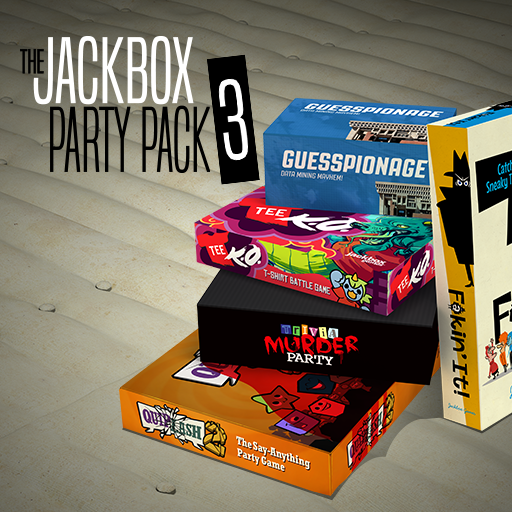 The Jackbox Party Pack 3