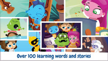 Load image into Gallery viewer, Wonster Words: ABC, Phonics, and Spelling for Kids