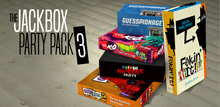 Load image into Gallery viewer, The Jackbox Party Pack 3