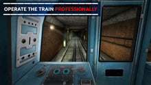 Load image into Gallery viewer, Subway Simulator London - England Underground Train
