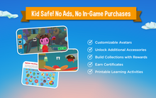 Load image into Gallery viewer, LeapFrog Academy Learning Games & Activities