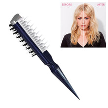 Load image into Gallery viewer, Hair Shark Comb Instant Hair Volumizer Professional Portable Combing Brush