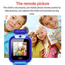 Load image into Gallery viewer, 2019 New Waterproof Q12 Smart Watch Multifunction Children Digital Wristwatch Baby Watch Phone For IOS Android Kids Toy Gift
