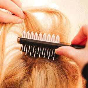 Hair Shark Comb Instant Hair Volumizer Professional Portable Combing Brush
