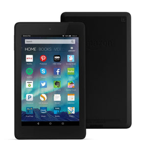 Trade-in Amazon Fire tablets-Get 20% off a new Fire tablet.