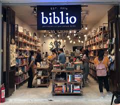 Biblio!  UNCOMMONLY GOOD BOOKS FOUND HERE.