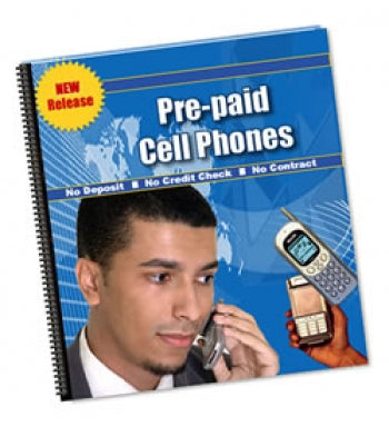 Pre-paid Cell Phones!Download 4 FREE now!