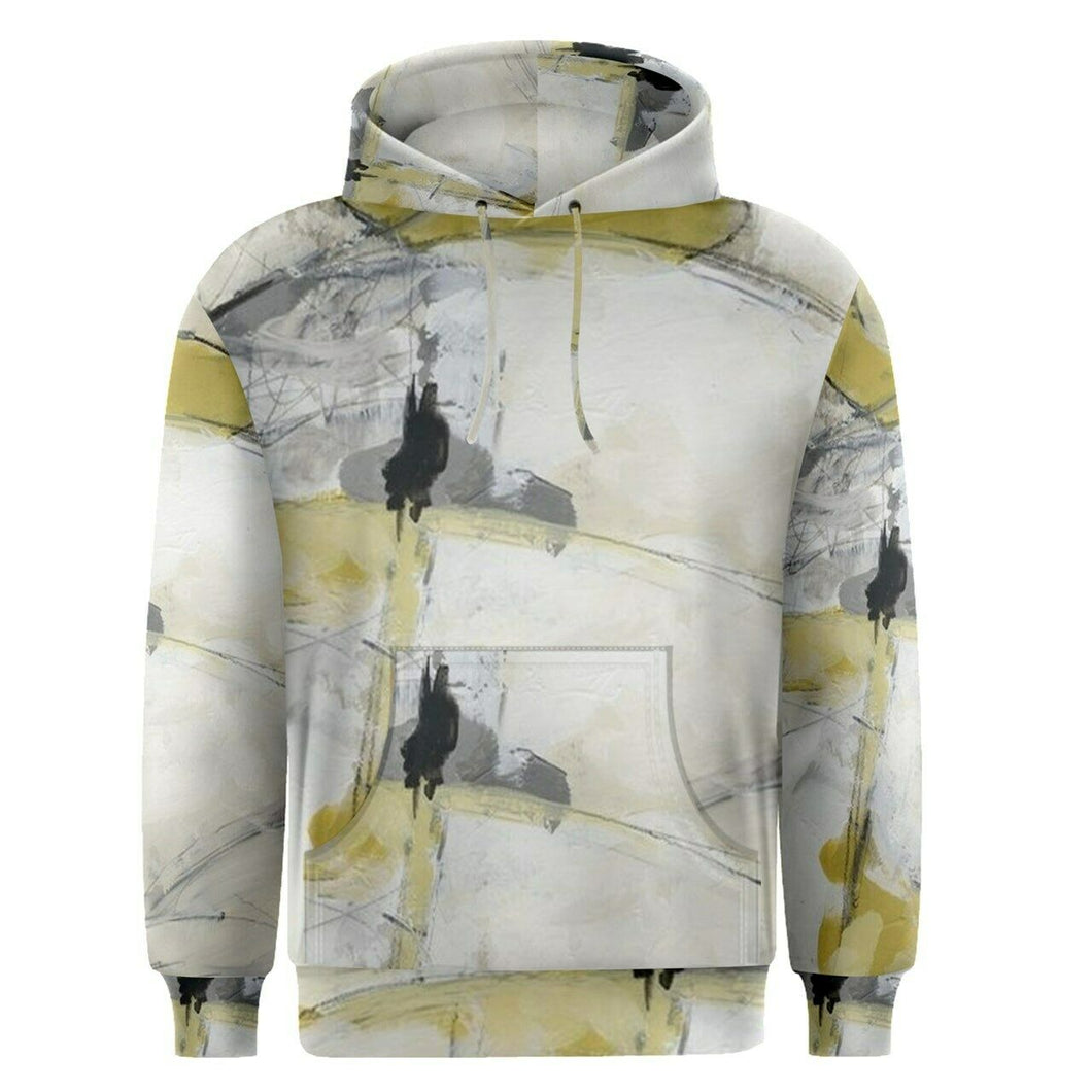 Men's abstract Hoodie