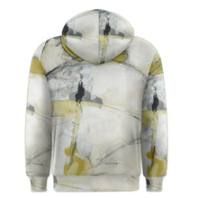 "Load image into Gallery viewer, Men's abstract Hoodie""clothing 2match your kicks"" Off-White Air Jordan 5 #CC"