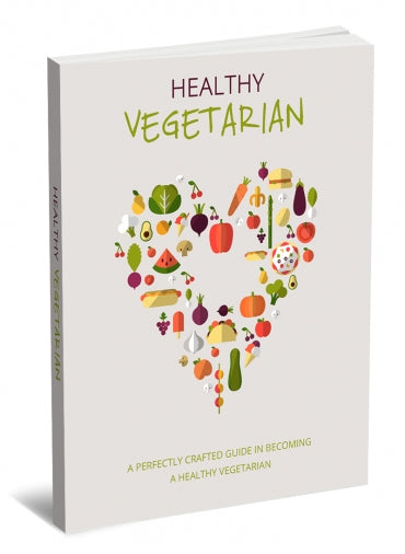 Healthy Vegeterian!Download 4 FREE now!