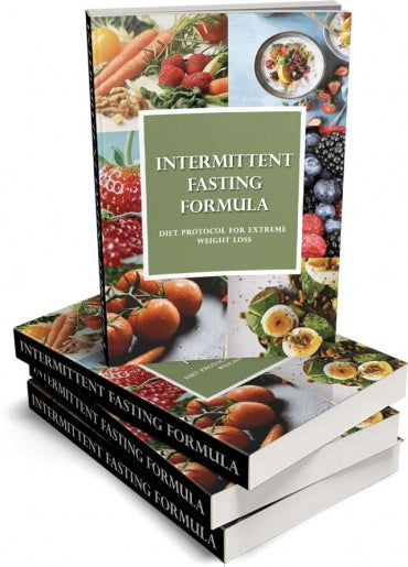 Intermittent Fasting Formula!Download 4 FREE now!