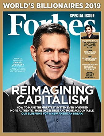 Forbes Published Seasonally | 9 issues per year