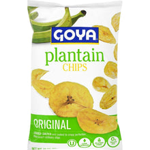 Load image into Gallery viewer, GOYA Plantain Chips, 10 oz.(2 pack - 10 oz. each)