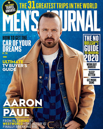 Men's Journal 6 issues per year