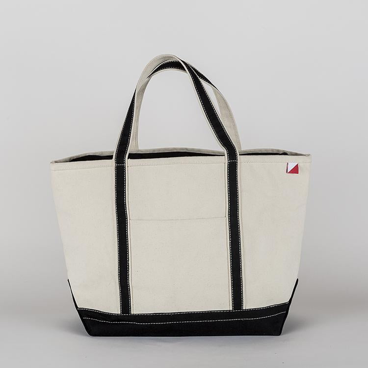 Tote Bag Large Classic Boat Style-various colors