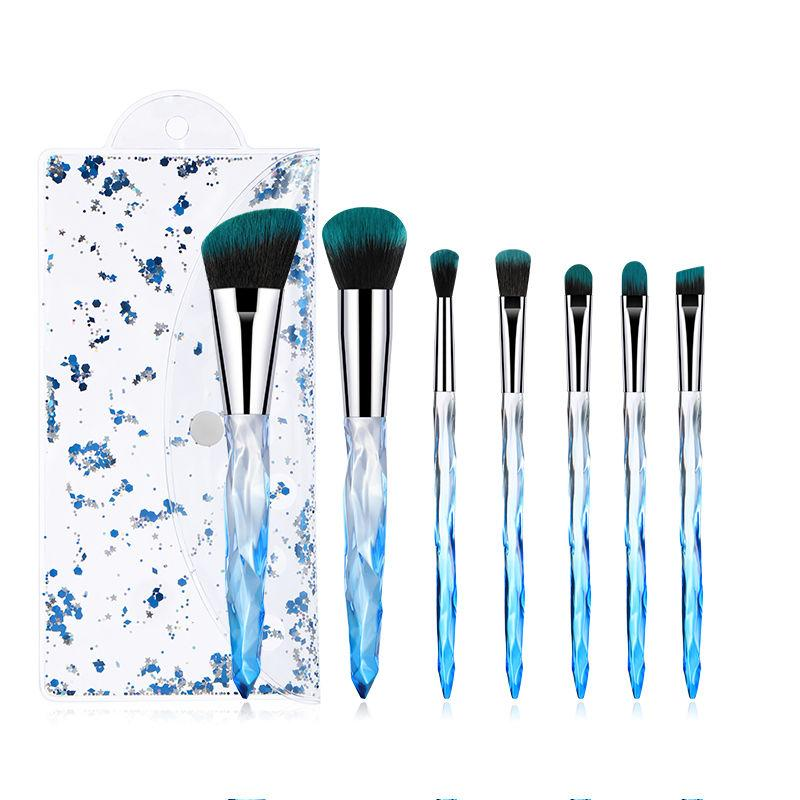 Makeup Brushes Eyeshadow Lip- Eye Make Up and  Blushes
