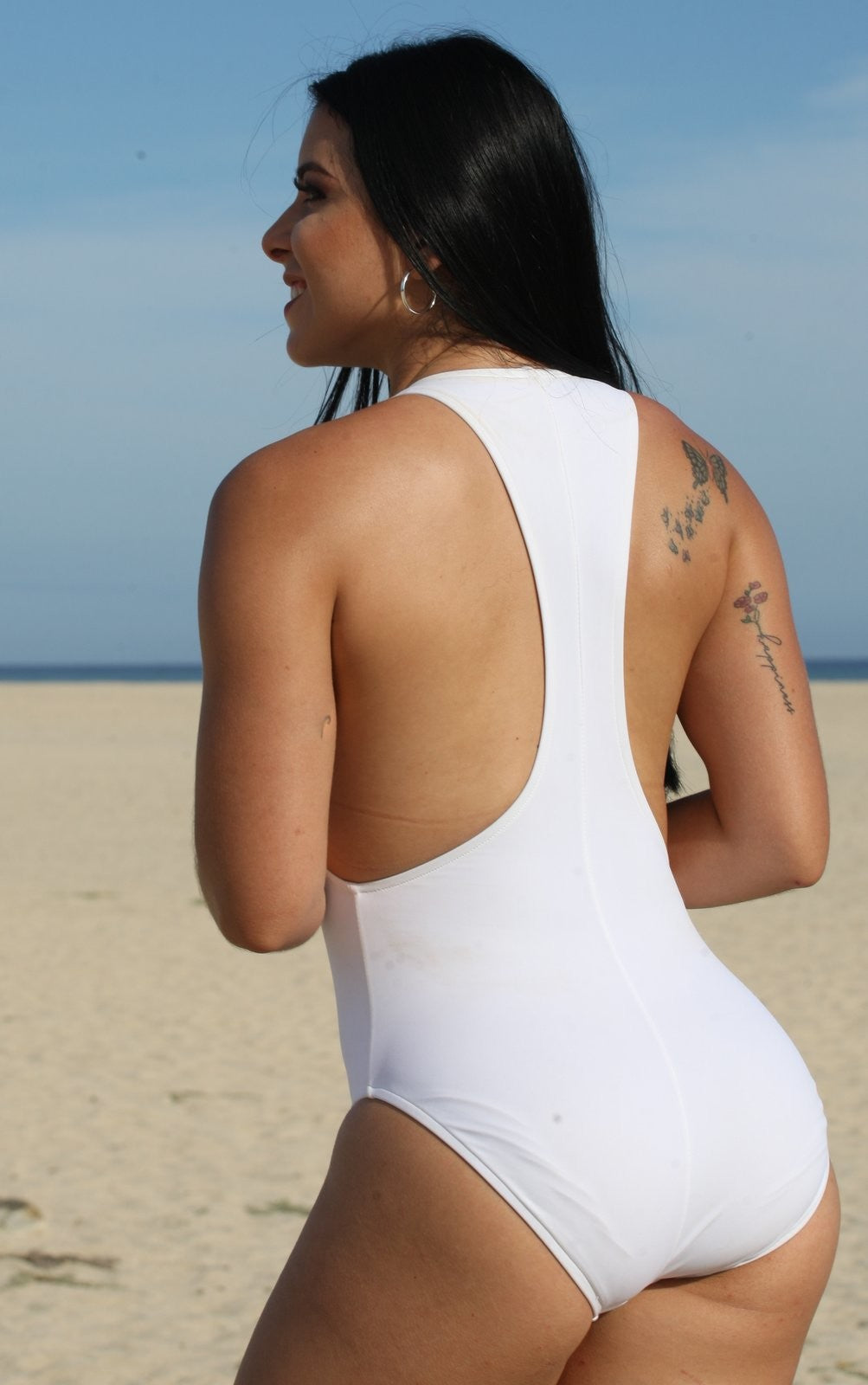 Swimwear- T- Back Wet Suit