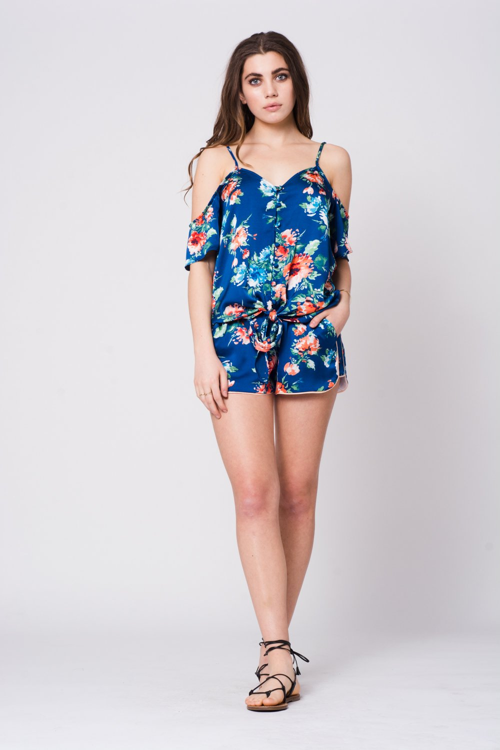 Active wear-Byron Romper
