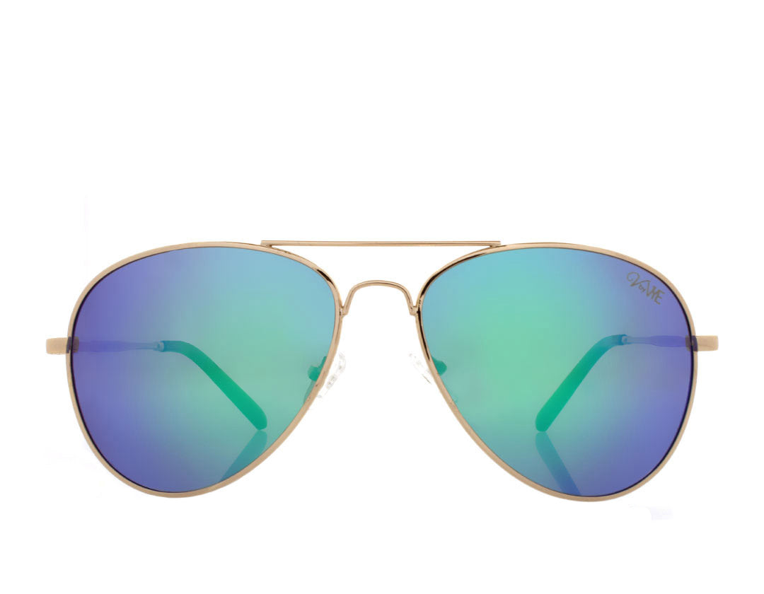 Fashionable Aviator Polarized Sunglasses