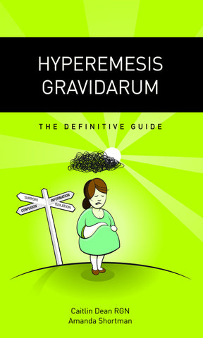 Donate a copy of Hyperemesis Gravidarum - The Definitive Guide