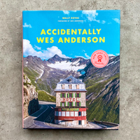 Accidentally Wes Anderson, The Book (Signed & Stamped)