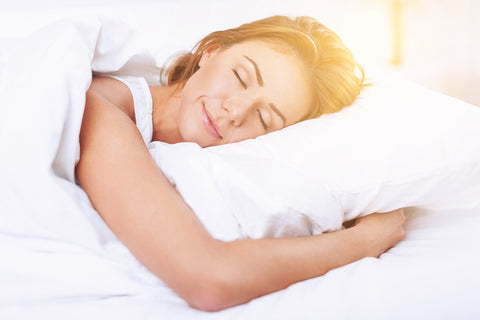 Woman Getting Beauty Sleep Benefits | Mediflow