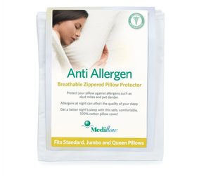 Anti-Allergen Pillow Cover