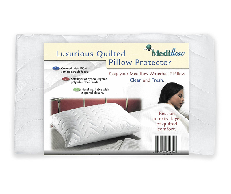 Keep your pillows clean and fresh with the extra protection of Mediflow