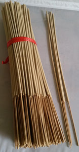 "19"" Natural Stick Incense (Bundle)"