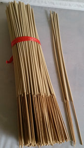 "19"" Natural Stick Incense (choose five scents) - Paradise Station"