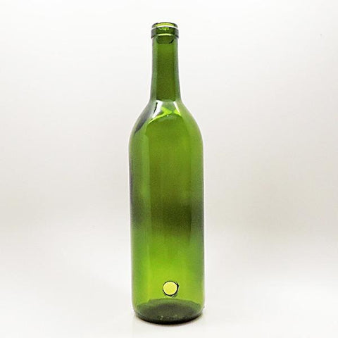 Smoking Genie Bottle <br> (Champagne Green)<br>Select your Decal