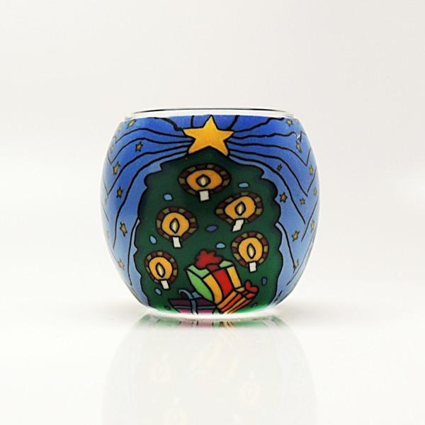 Christmas Tree Votive Candle Holder - Paradise Station