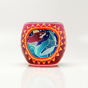 Whale Votive Candle Holder - Paradise Station
