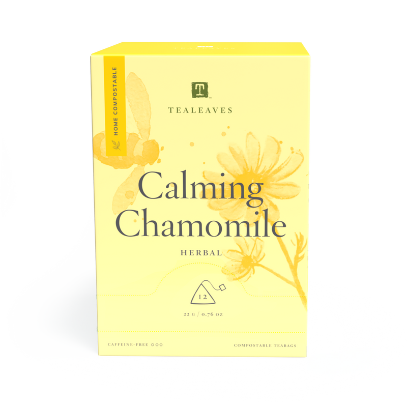 Calming Chamomile - 12 Count