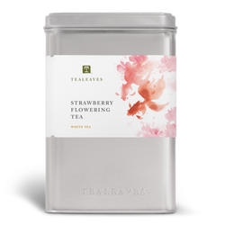 Strawberry Flowering Tea Wholesale Tin