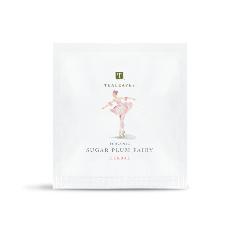 Organic Sugar Plum Fairy - 50 Count