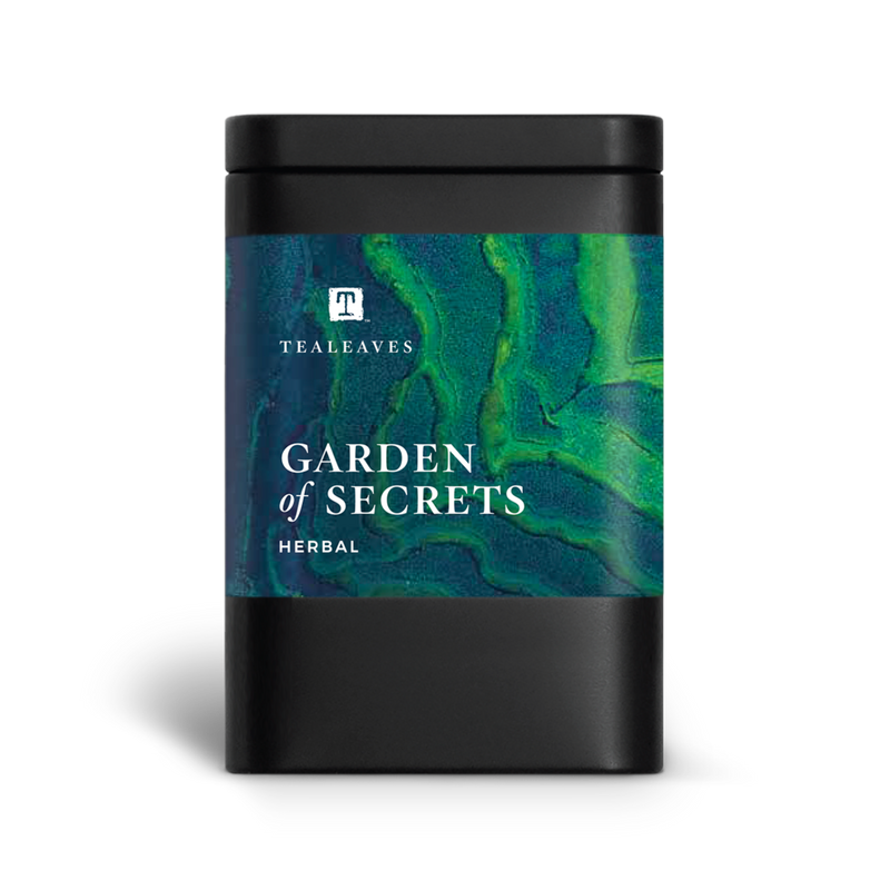 Garden of Secrets Retail Tin