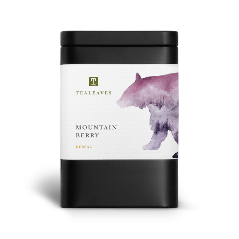 Mountain Berry Retail Tin