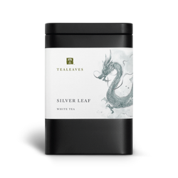 Silver Leaf Retail Tin