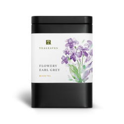 Flowery Earl Grey Retail Tin