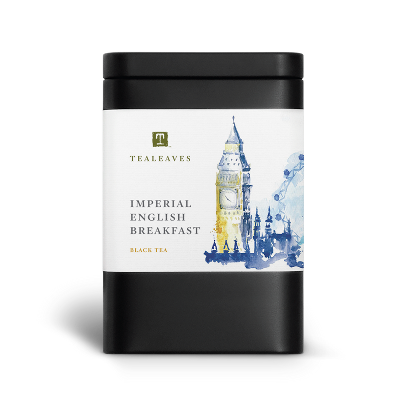 Imperial English Breakfast Retail Tin