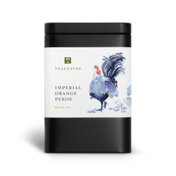 Imperial Orange Pekoe Retail Tin