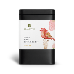 Organic Wild Strawberry Retail Tin