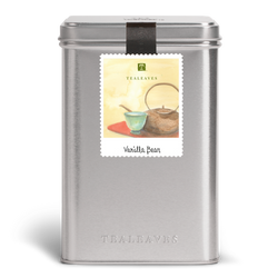 Vanilla Bean Wholesale Tin