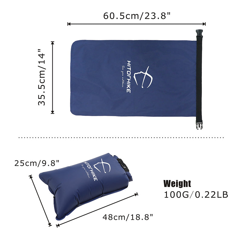 West Bag™ | Air Bag Mattress Inflation Tool
