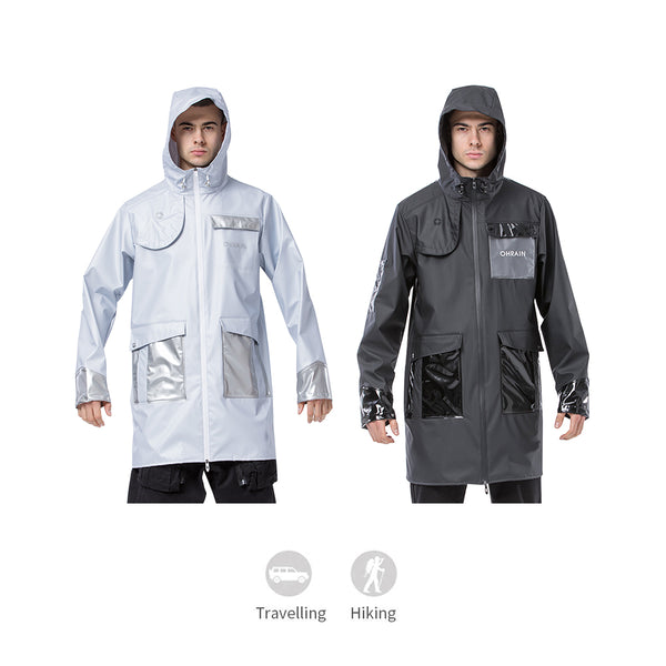 Men's Sun Protective Anti-storm Raincoat UPF50+