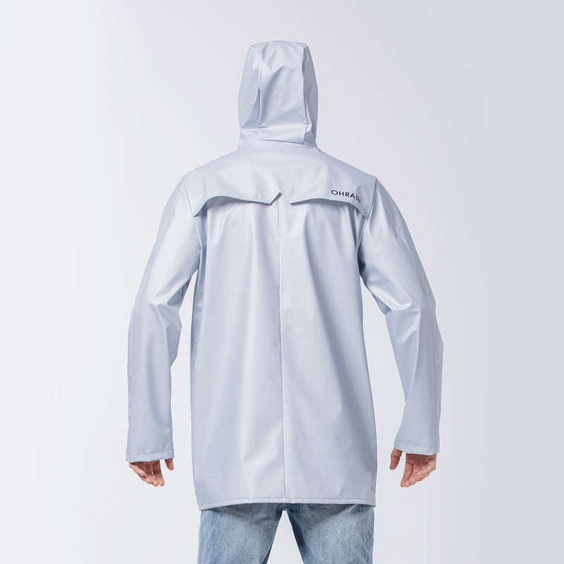Men's Lightweight Sunscreen Waterproof Raincoat UPF50+