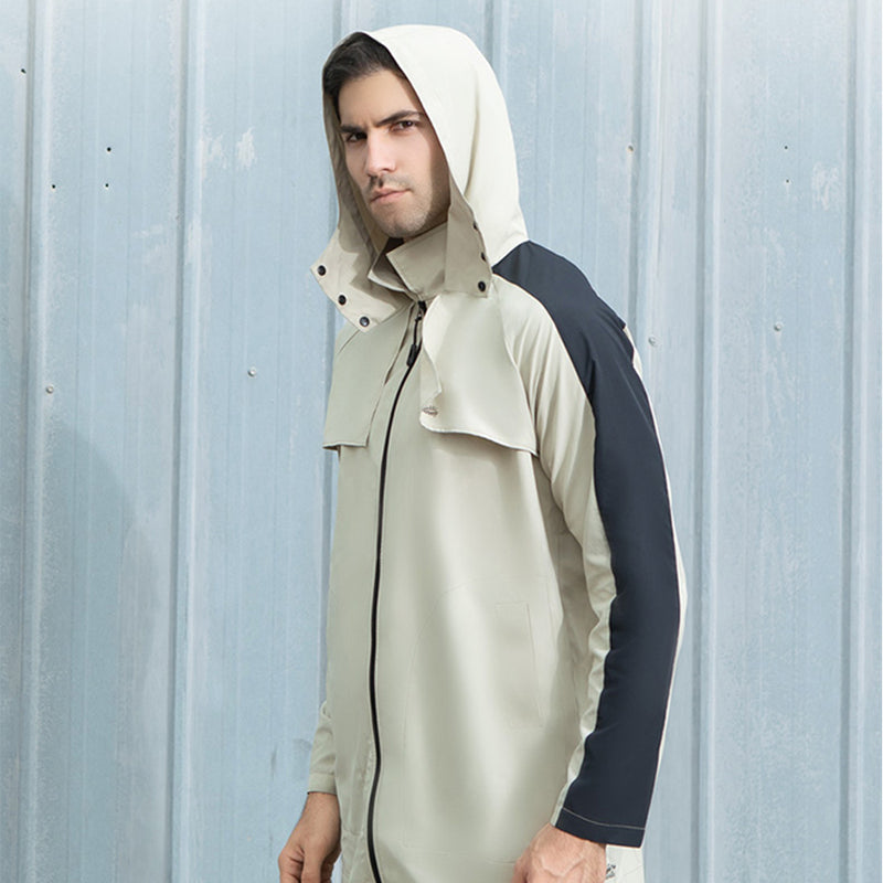 Men's Removeable Sunscreen Hoodie UPF50+