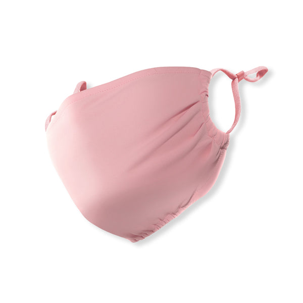 Pink Super Large Sun-Protective Mask UPF50+